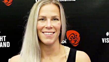 Katlyn Chookagian - UFC Fight Island 6