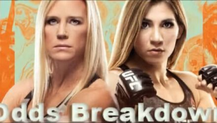 UFC Fight Island 4 Holm vs Aldana odds breakdown
