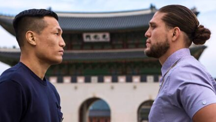 UFC Fight Island 6 Korean Zombie vs Brian Ortega preview