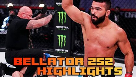 Bellator 252 Fight Highlights site