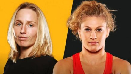 Courtney King vs Kayla Harrison - Invicta FC 43