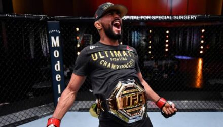 Deiveson Figueiredo wins at UFC 255