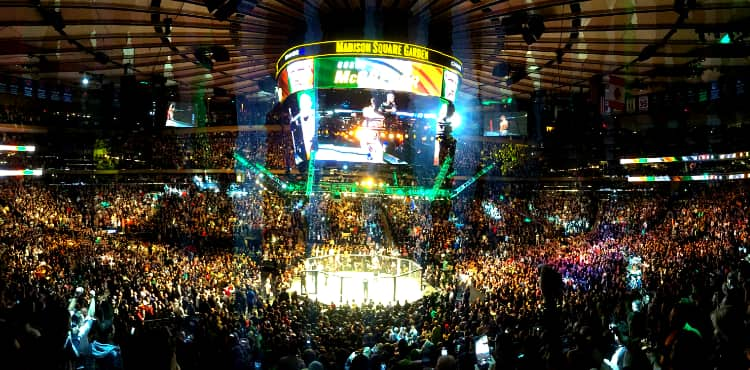 Dana White won't UFC bring fans back to a half empty arena, not even Cowboys Stadium