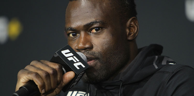 Uriah Hall reveals what Anderson Silva told him in the ring | UFC Vegas 12