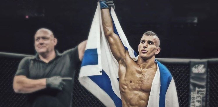 Natan Levy on earning UFC contract on Dana White's Contender Series: 'This is just the beginning'