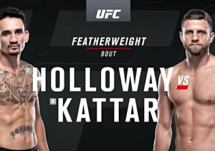 UFC Fight Island 7 Holloway vs Kattar recap