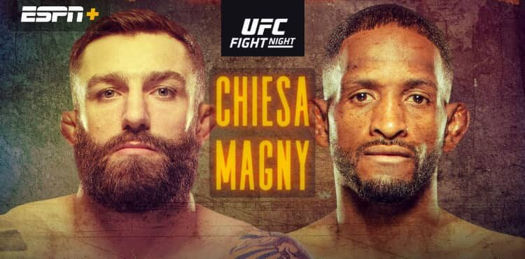 Michael Chiesa and Neil Magny face career-defining battle at UFC Fight  Island 8 | MMAWeekly.com