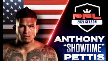 Anthony Pettis PFL 2021