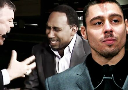 Dan Hardy weighs in on Stephen A Smith
