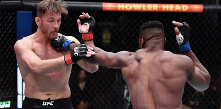 UFC 260 results: Francis Ngannou knocks out Stipe Miocic to become heavyweight champion