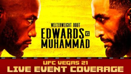 UFC Vegas 21 Live Event Coverage