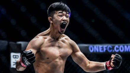 Christian Lee victorious at ONE on TNT II