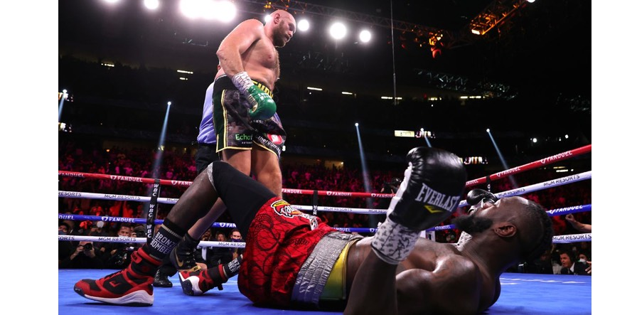 Tyson Fury delivers the final word exclamation to trilogy with KO win over Deontay Wilder thumbnail