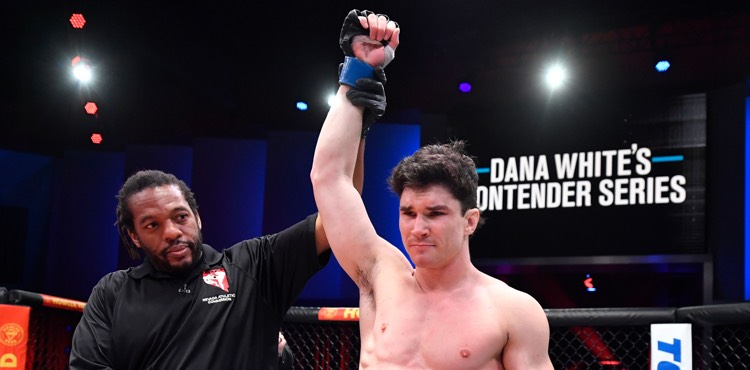 Dana White's Contender Series 5, Week 6 Results: Two fighters earn UFC contracts thumbnail